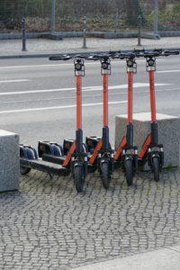 elektrische step in Antwerpen huren