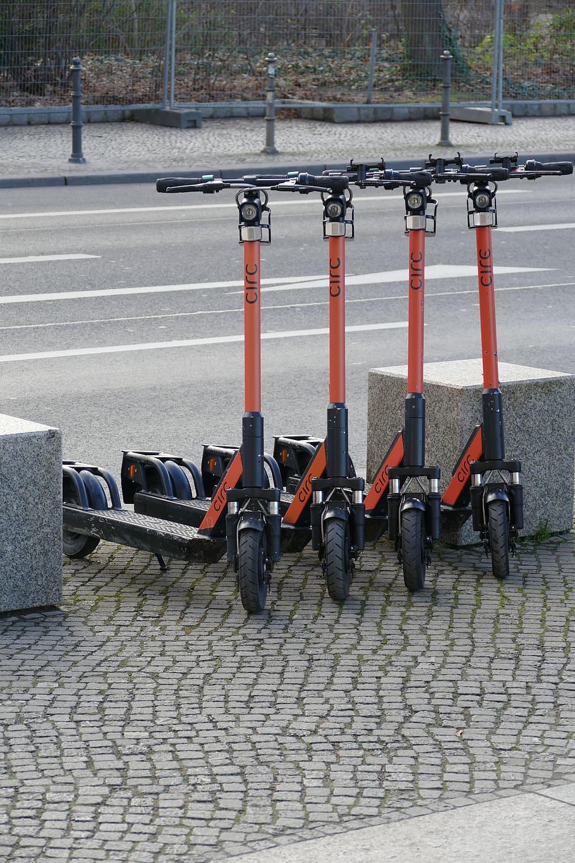 Elektrische Step In Antwerpen Huren 2020 Apps Prijzen En Regels